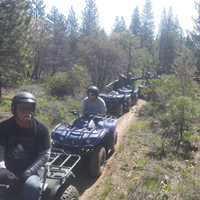ATV Wilderness Adventures