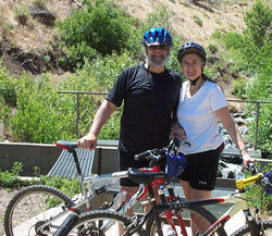 Reno road biking tours, Sierra Adventures, Nevada, NV