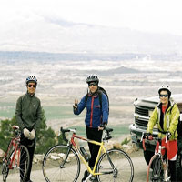 biking tour, Sierra Adventures, Reno, Nevada, NV