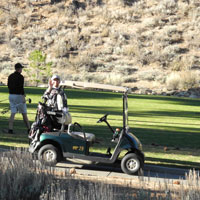 golfing, golf, Sierra Adventures, Reno, Nevada, NV, Lake Tahoe