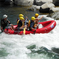 rafting, Sierra Adventures, Reno, Nevada, NV