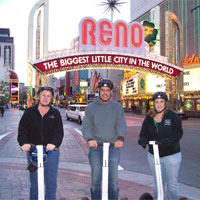 Historic Segway Tours Reno