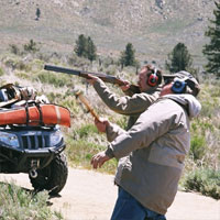 shooting, trap, skeet, Sierra Adventures, Reno, Nevada, NV