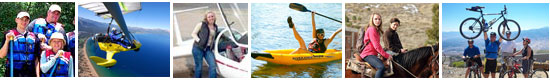 Sierra Adventures rentals, trips, tours, Reno, Lake Tahoe, Nevada, NV